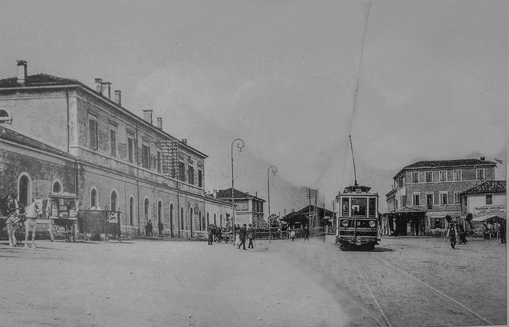 STAZIONE DI MESTRE 1911