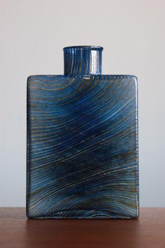 Nuutajarvi Finland Kaj Franck Filigree Bottle | eBay