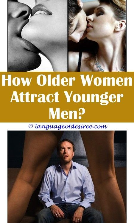 Signs of physical attraction in men