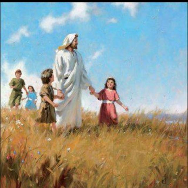 Jesus loves the little children... | JESUS Loves Me! (and ...