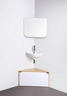 meuble salle de bain d angle pissenlit rangem 700mm meuble salle de bain d angle pissenlit. Black Bedroom Furniture Sets. Home Design Ideas