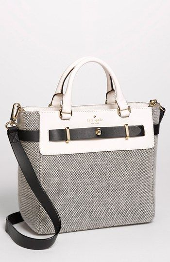 kate spade new york 'bourbon street - fabric skyler' tote | Nordstrom. ITS MY FAVORITE BRAND AND IT HAS MY NAME.