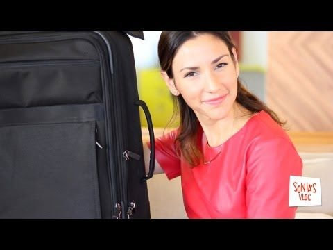 Sonia Gil's tips on How to Achieve Carry-On Perfection