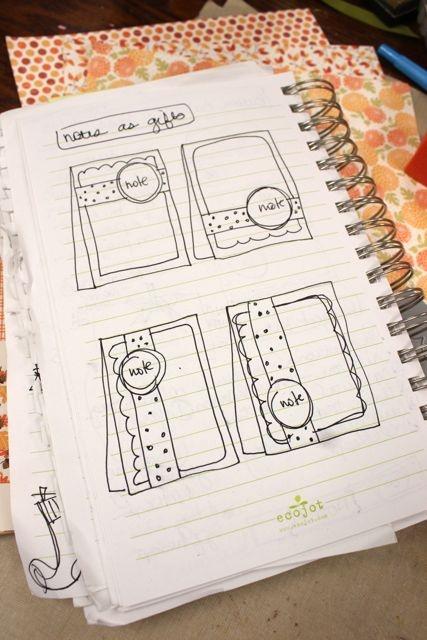 Mish Mash: Card Sketch