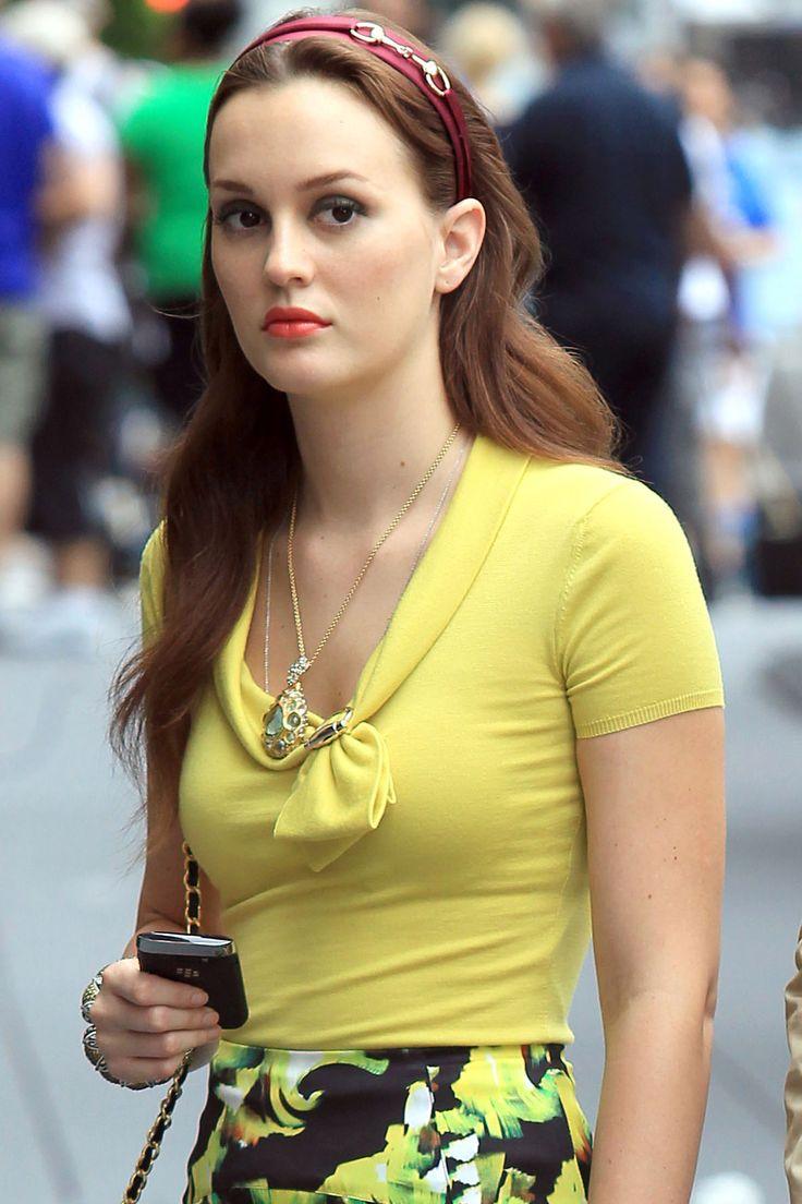 Blair Cornelia Waldorf's Best Looks From Gossip Girl ...