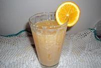 Receita de Coquetel de vodka com laranja