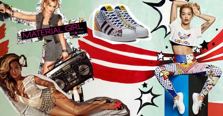 Quando le icone del pop firmano la moda!   >> http://www.lapinella.com/?p=22126