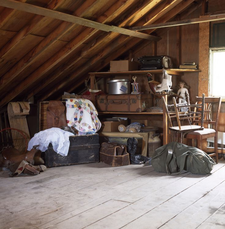 What To Store In The Attic And Basement And What Not To Store In 2020 Basement Floor Installation Cheap Flooring