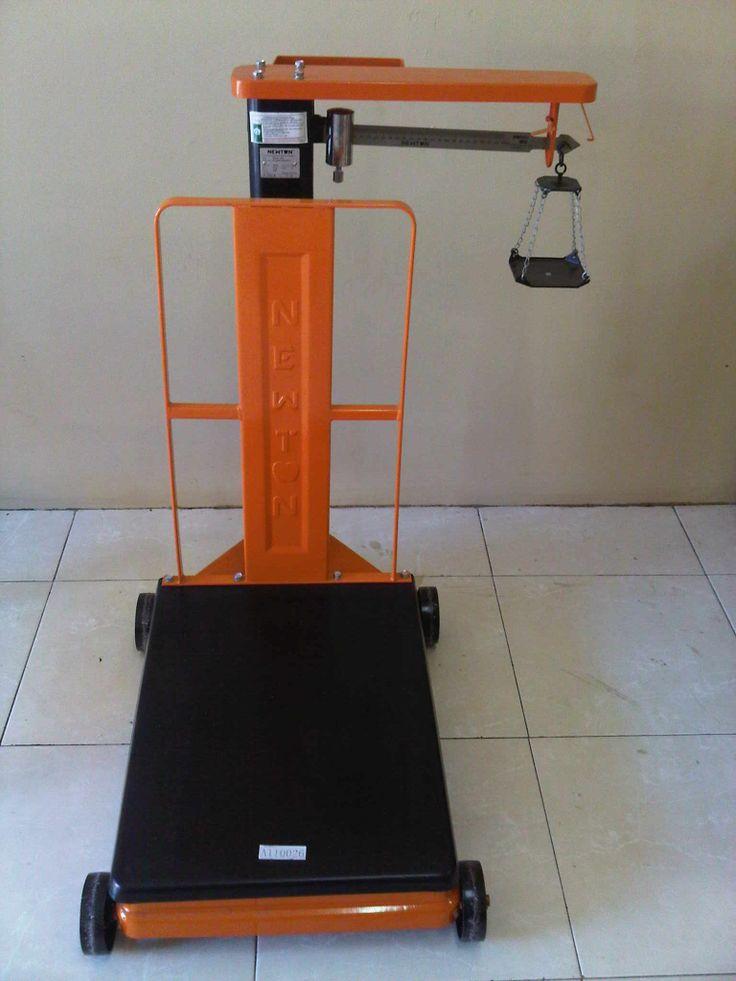 Harga Timbangan Duduk Newton,Kapasitas 150kg,300kg,500kg,Type cb,Platform 48cm x62cm,Harga..