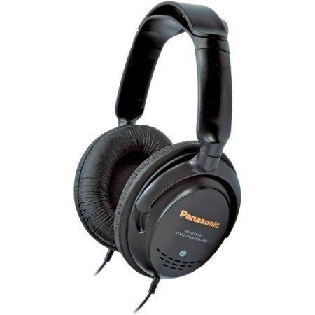 Panasonic Headphone Monitor, Black