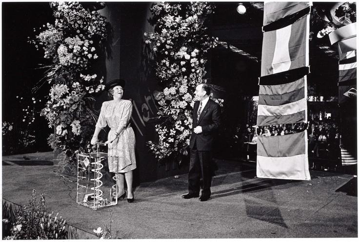 De Floriade, Werry Crone, 1992