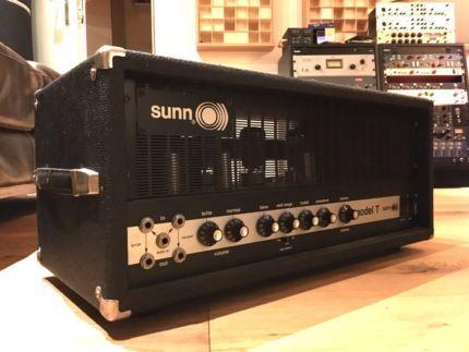 sunn model t von 1974 in hamburg wandsbek musikinstrumente und zubeh r gebraucht kaufen. Black Bedroom Furniture Sets. Home Design Ideas