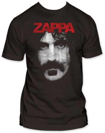 Frank Zappa t shirt