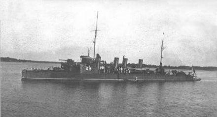 1925 – The Last Journey of Torpedo Boat S2