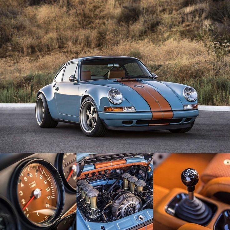 What do you think of the Porsche 911 reimagined by Singer Vehicle Design? : carp…