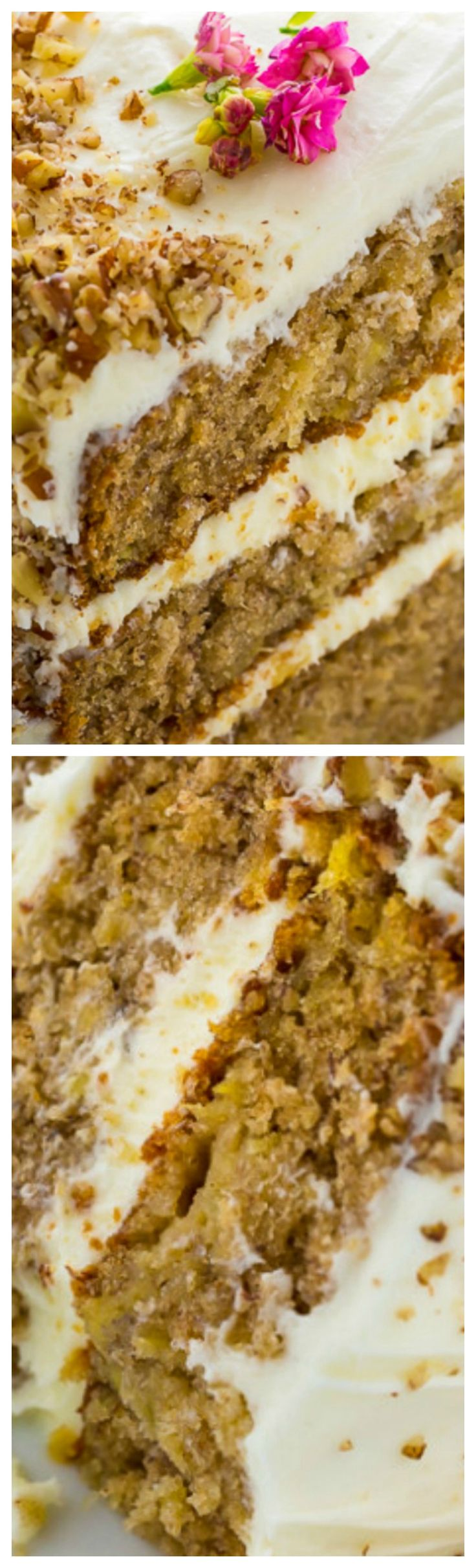 Hummingbird Cake ~ Moist and extremely flavorful... Pure perfection!