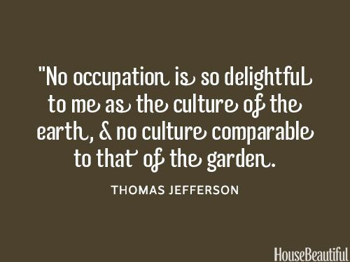 Thomas Jefferson Famous Quotes - Historical Quotes - House Beautiful