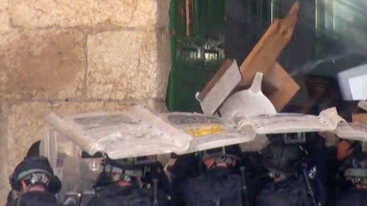Jeruzalem heeft overleg nodig, geen scherpschutters | Alfred Muller