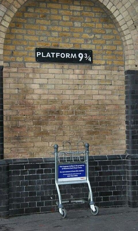 I am a big Harry Potter fan so I would have to travel to Kings Cross for a picture with this!