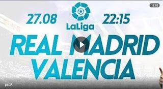 Latest Football Highlights & Goals | Real Madrid 2 - 2 Valencia / Highlights Video | La Liga - HooFoot