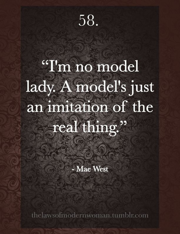 mae west quote - photo #35