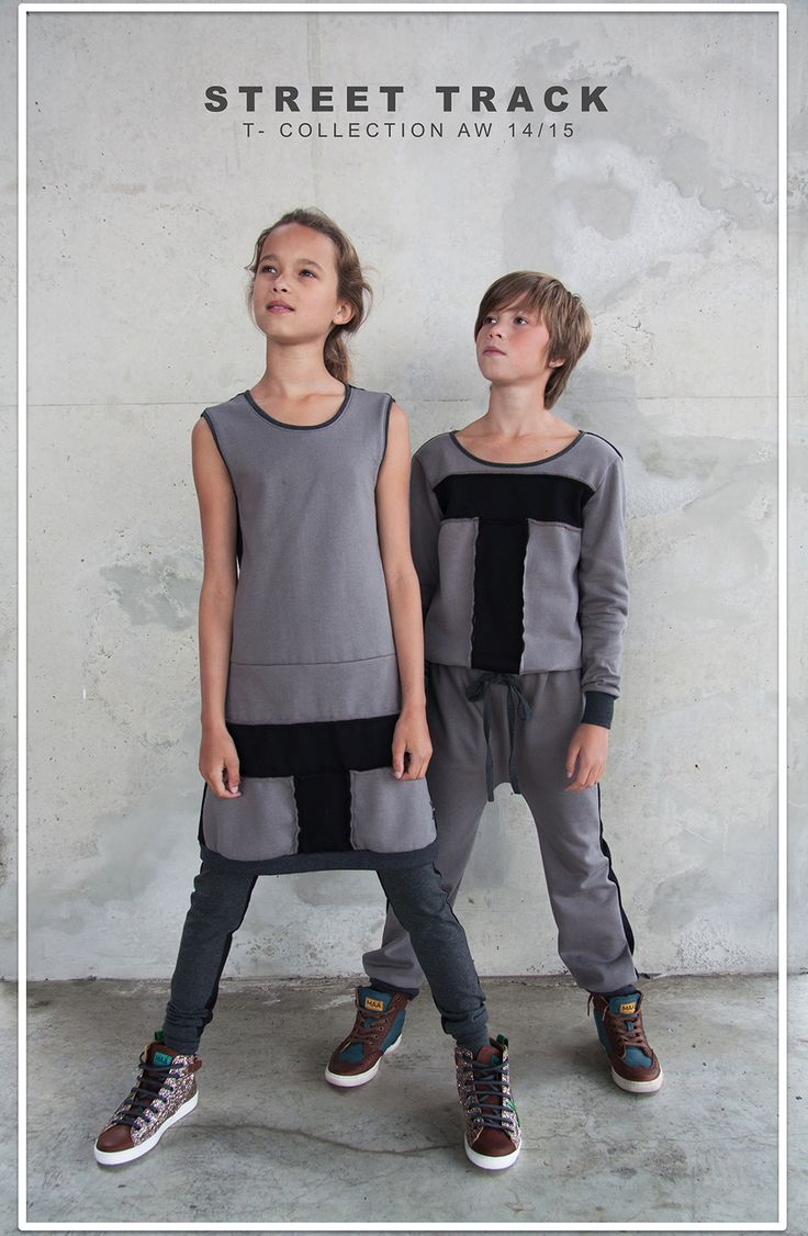 Haas, the daily luxury brand for urban kids