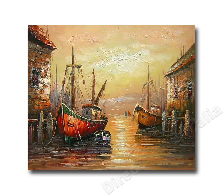 80 best Seascape Oil Paintings images on Pinterest | Canvas ...