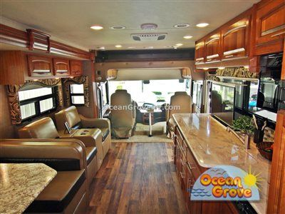 New 2017 Jayco Precept 35S Motor Home Class A at Ocean Grove RV Sales Inc. | Saint Augustine, FL | #16-138