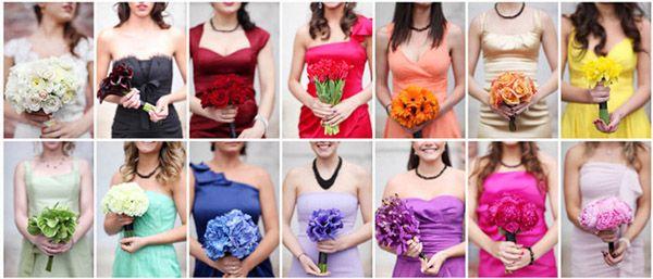 Arco iris de damas