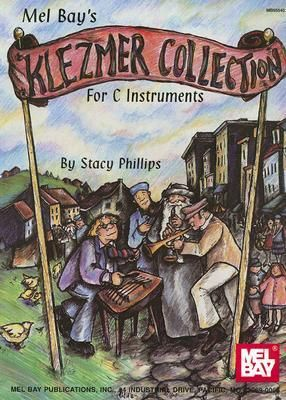 Klezmer Collections for C Instruments