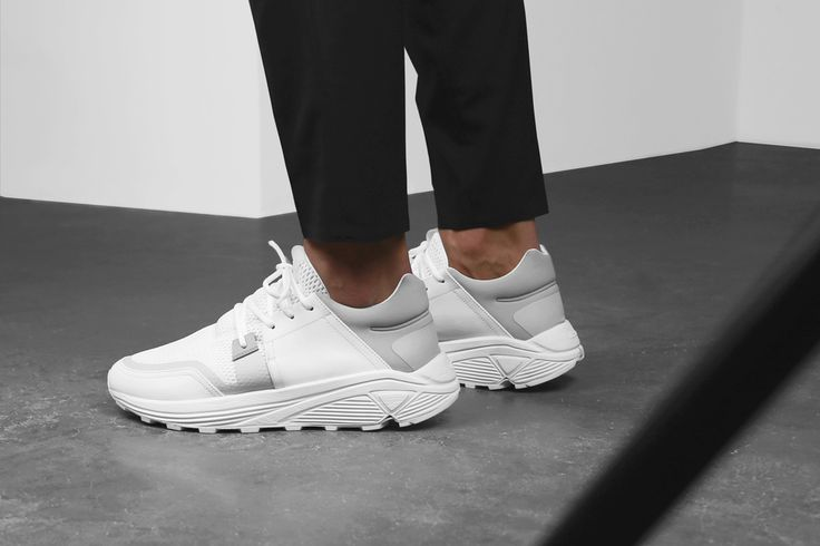Sneakers ETQ Amsterdam Sonic White #sneakers #style #menstyle #ETQ #amsterdam #sneakers