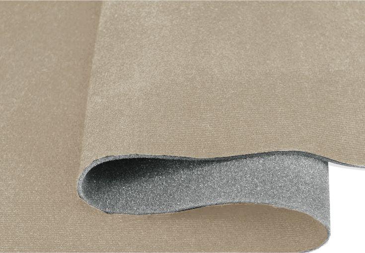 Tissu Revêtement velours ciel de toit automobile SAM04