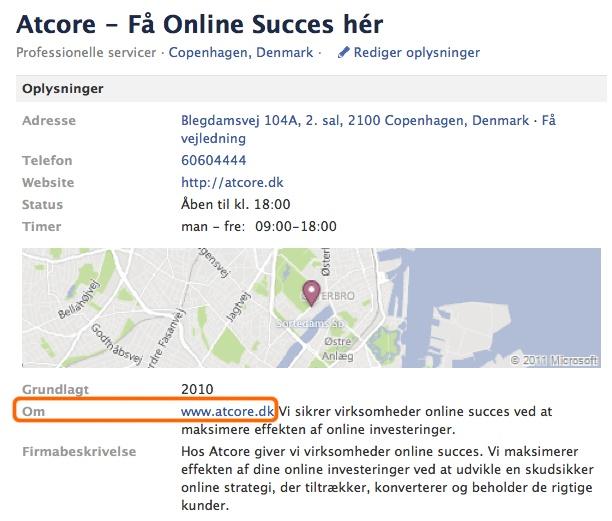 Sådan benytter du Facebook til at skabe trafik til dit website