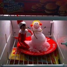 Petit tour dans le frigo.