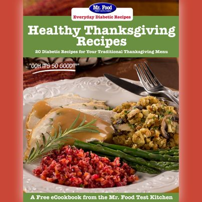 9 best free ecookbooks images on pinterest diabetic dinner recipes healthy thanksgiving recipes 20 diabetic recipes for your traditional thanksgiving menu forumfinder Choice Image