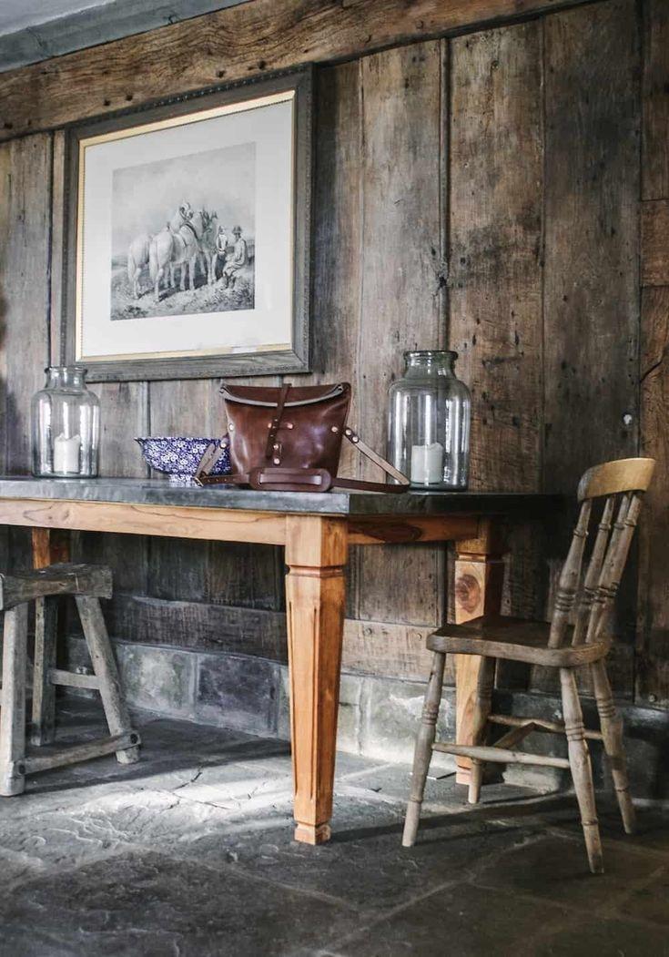 Patrishow Farm A Modern Rustic Retreat In The Brecon Beacons
