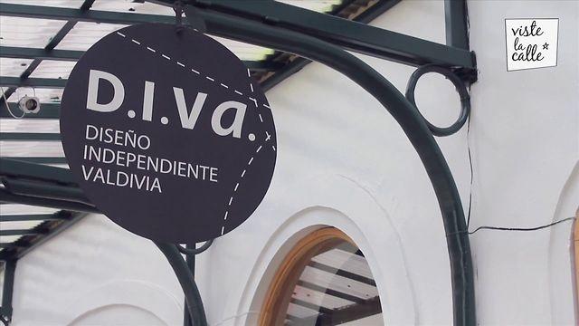 Desfile D.I.Va Diseño Independiente Valdivia 2012 por #VisteLaCalle