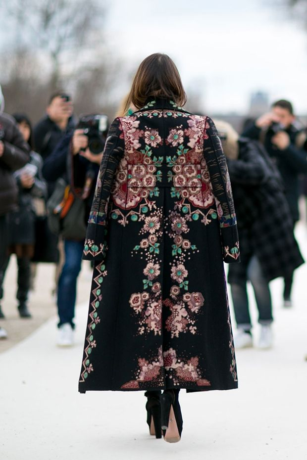 49 must-see street style looks from Paris: day 8 - Fashionising.com