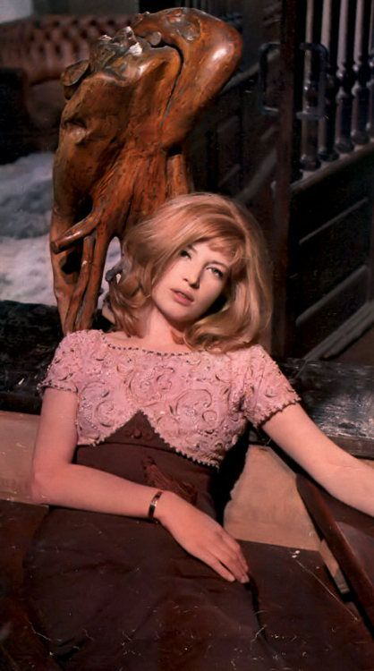 Monica Vitti 1960s Style Icon