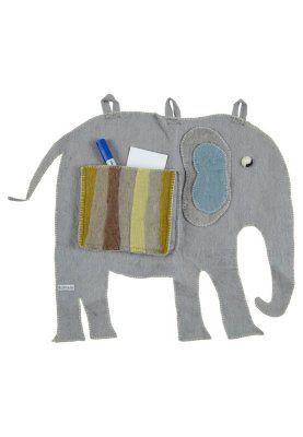 ELEPHANT - Organizzazione ufficio - grigio