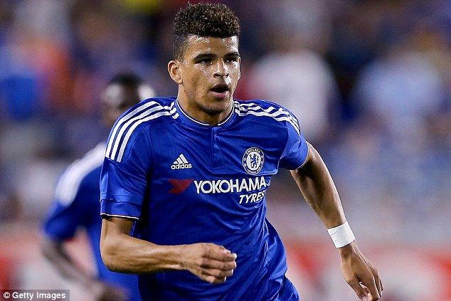 Chelsea starlet Dominic Solanke joins Vitesse Arnhem on season-long loan