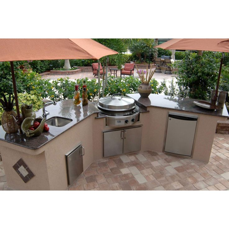 Evo Affinity Classic 30G Built-In Flattop Natural Gas Grill Evo Outdoor Kitchen 3