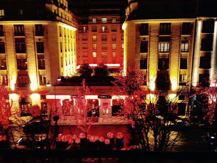 Le George V (four seasons) Paris