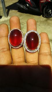 For Sale Red Carnelian Chalcedony Raflesia Bengkulu 100% Natural Origin Bengkulu Indonesia