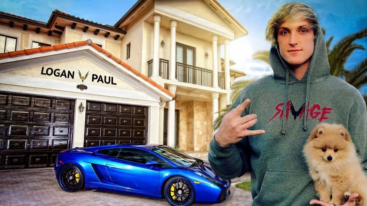 cool - Top 10 RICHEST YouTubers of 2017 (Guava Juice, Jake Paul,  PopularMMOs, Logan Paul)