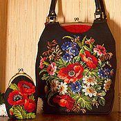 Магазин мастера РУЖА (HalynaMatviyiv): женские сумки, текстиль, ковры, кошельки…
