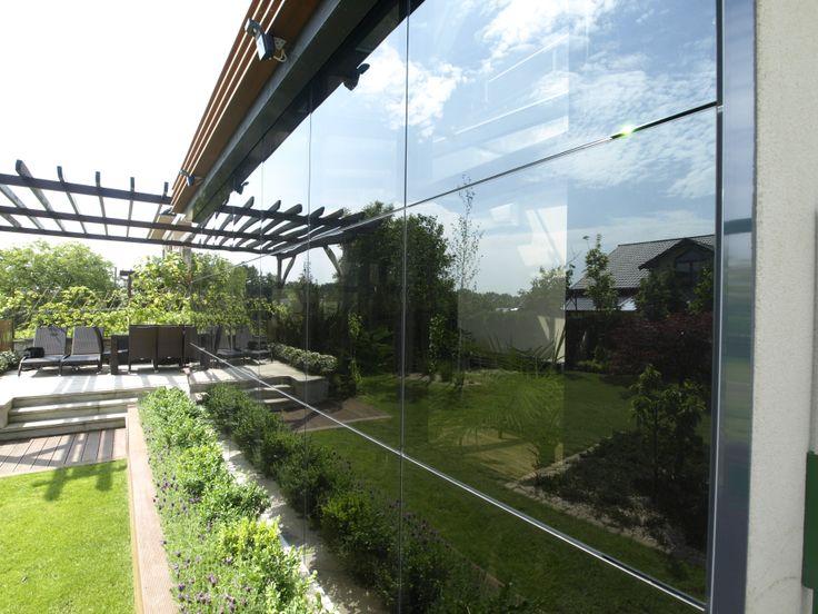 Ogrody zimowe, oranżerie , werandy przeszklenia wintergarden, conservatory    www.alpinadesign.pl