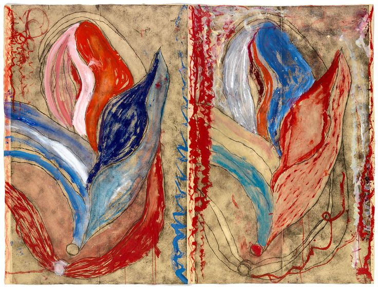 Louise Bourgeois . A Baudelaire, 2009
