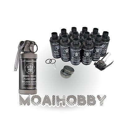 HAKKOTSU VALKEN Thunder B CO2 Sound Grenade Smoke Shell package with 12 Shell in Sporting Goods, Outdoor Sports, Other Outdoor Sports | eBay