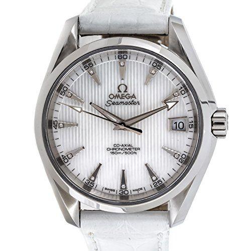 Omega Seamaster automatic-self-wind womens Watch 231.13.39.21.55.001 (Certified ...